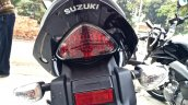 Suzuki Inazuma GW250 dealer spied taillight