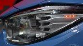 2014 BMW M3 at 2014 NAIAS headlight 2