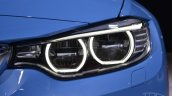 2014 BMW M3 at 2014 NAIAS headlight