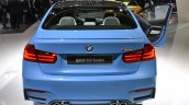 2014 BMW M3 at 2014 NAIAS rear