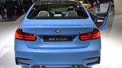 2014 BMW M3 at 2014 NAIAS rear