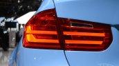 2014 BMW M3 at 2014 NAIAS taillight