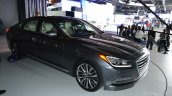 2014 Hyundai Genesis at 2014 NAIAS front quarter right