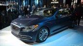 2014 Hyundai Genesis at 2014 NAIAS front quarter