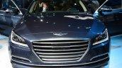 2014 Hyundai Genesis at 2014 NAIAS grille