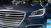2014 Hyundai Genesis at 2014 NAIAS headlight