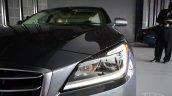 2014 Hyundai Genesis at 2014 NAIAS headlights 3