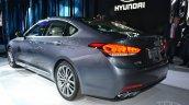2014 Hyundai Genesis at 2014 NAIAS rear quarter