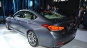 2014 Hyundai Genesis at 2014 NAIAS rear three quarter