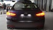 2014 Hyundai Genesis at 2014 NAIAS taillights 2