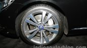 2014 Mercedes Benz S Class launch images alloy wheel