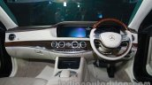 2014 Mercedes Benz S Class launch images cabin