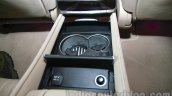 2014 Mercedes Benz S Class launch images cupholder