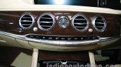 2014 Mercedes Benz S Class launch images dash