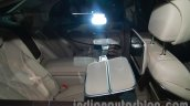 2014 Mercedes Benz S Class launch images rear table 2