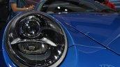 2014 Porsche 911 Targa at 2014 NAIAS headlamp
