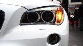 2015 BMW X1 at 2014 NAIAS headlight
