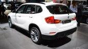 2015 BMW X1 at 2014 NAIAS rear quarter