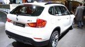 2015 BMW X1 at 2014 NAIAS rear three quarters