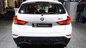 2015 BMW X1 at 2014 NAIAS rear