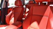 2015 BMW X1 at 2014 NAIAS seats