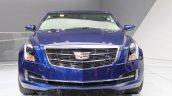 2015 Cadillac ATS Coupe grille at NAIAS 2014