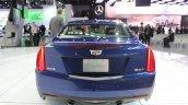 2015 Cadillac ATS Coupe rear at NAIAS 2014