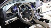 2015 Chrysler 200 at NAIAS 2014 dashboard driver side