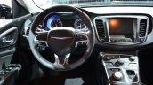 2015 Chrysler 200 cockpit at NAIAS 2014