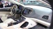 2015 Chrysler 200 dashboard at NAIAS 2014