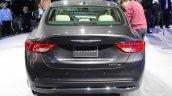 2015 Chrysler 200 rear view at NAIAS 2014