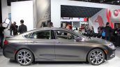 2015 Chrysler 200 side profile at NAIAS 2014