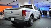 2015 Ford F-150 rear three quarters at NAIAS 2014