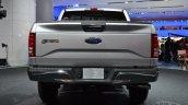 2015 Ford F-150 rear view at NAIAS 2014