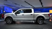 2015 Ford F-150 side view at NAIAS 2014