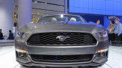 2015 Ford Mustang Convertible at 2014 NAIAS front
