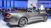 2015 Ford Mustang Convertible at 2014 NAIAS side 2