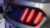 2015 Ford Mustang Convertible at 2014 NAIAS taillight