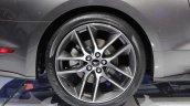 2015 Ford Mustang Convertible at 2014 NAIAS wheel