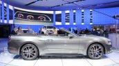 2015 Ford Mustang Convertible at 2014 NAIAS