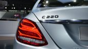 2015 Mercedes-Benz C Class at 2014 NAIAS C220