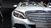 2015 Mercedes-Benz C Class at 2014 NAIAS front 3