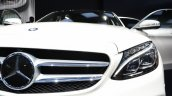 2015 Mercedes-Benz C Class at 2014 NAIAS front fascia