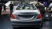 2015 Mercedes-Benz C Class at 2014 NAIAS rear 5