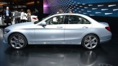 2015 Mercedes-Benz C Class at 2014 NAIAS side