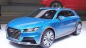 Audi Allroad Shooting Brake Concept at 2014 NAIAS front quarter