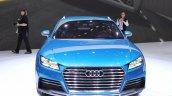 Audi Allroad Shooting Brake Concept at 2014 NAIAS front