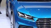 Audi Allroad Shooting Brake Concept at 2014 NAIAS headlight
