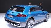 Audi Allroad Shooting Brake Concept at 2014 NAIAS rear quarter