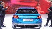 Audi Allroad Shooting Brake Concept at 2014 NAIAS rear